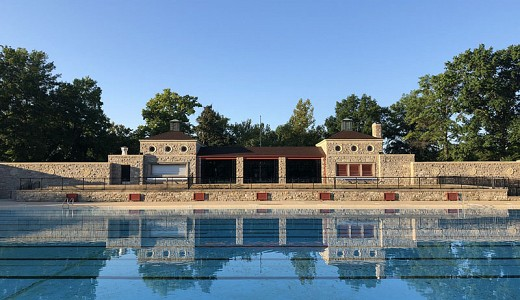 Swope Park Pool Restoration