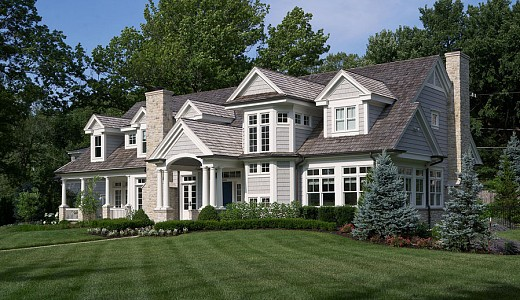 Hamptons Shingle Style
