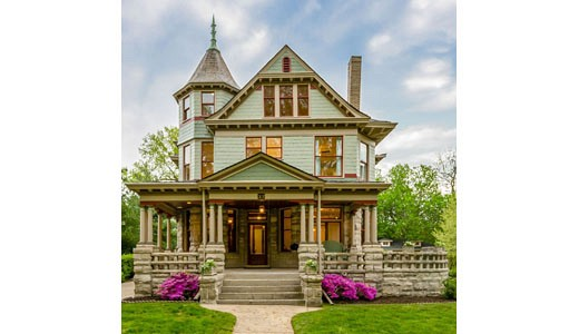 Queen Anne Revival Restoration